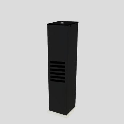 Sterylizator tunelowy UV-C MediClean BLACK